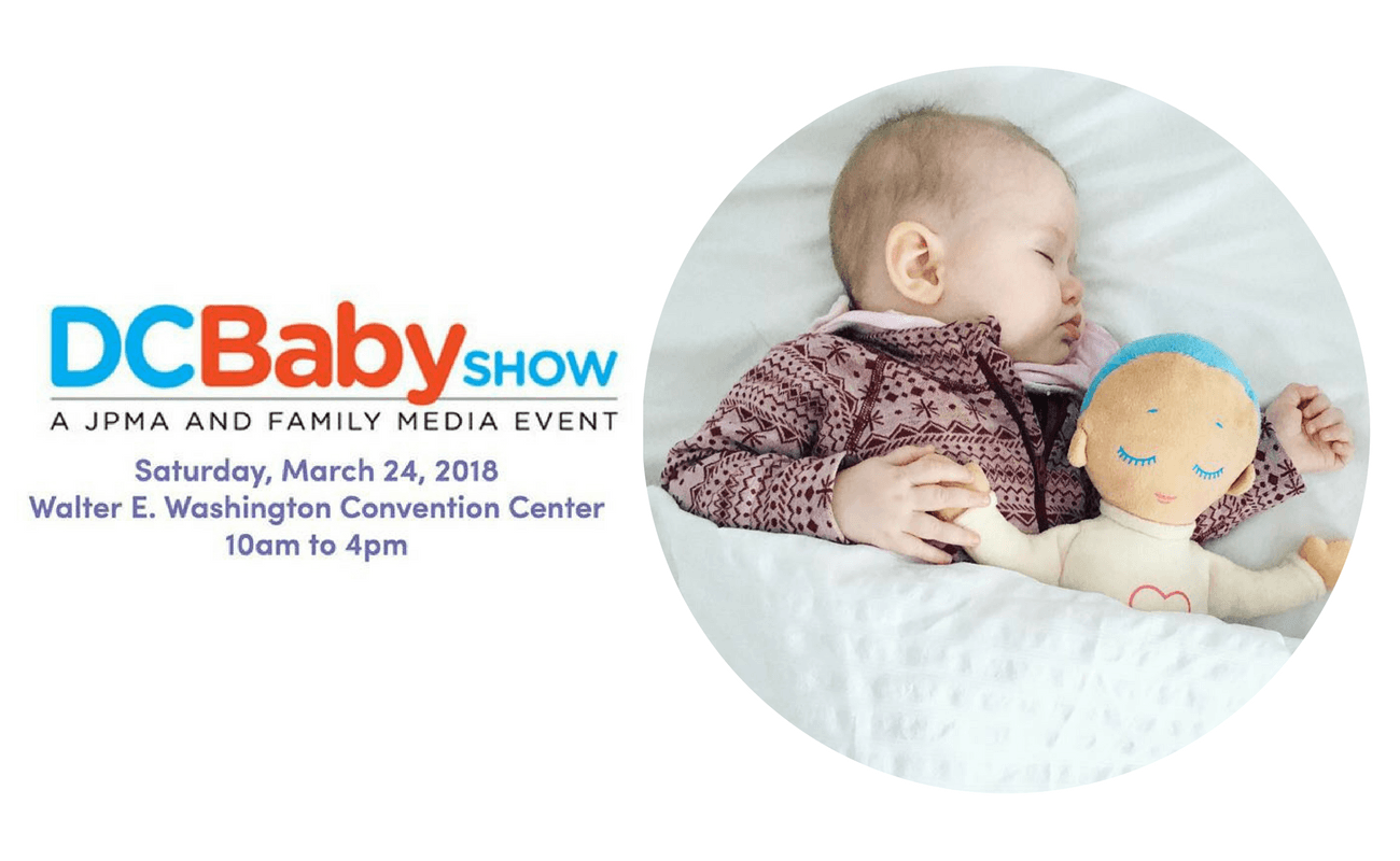 Come see the Lulla doll at the DC Baby Show