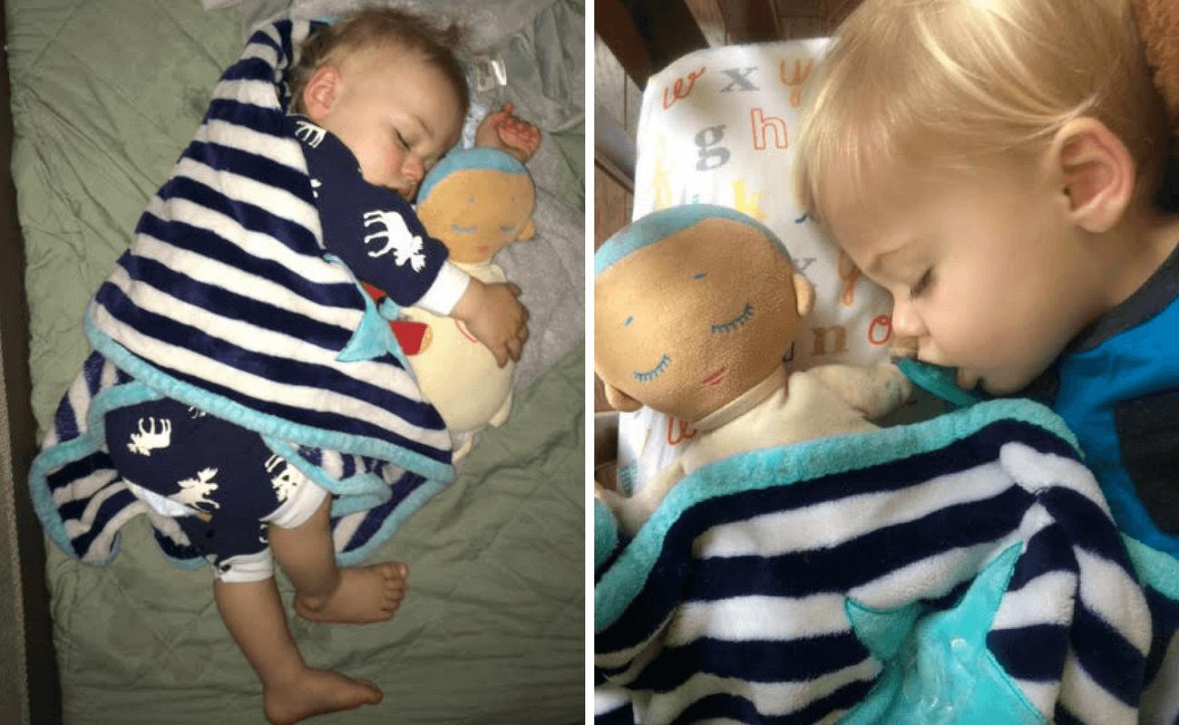 """Lulla doll has turned my nighttime nightmare into a dream"" - Jody's story"