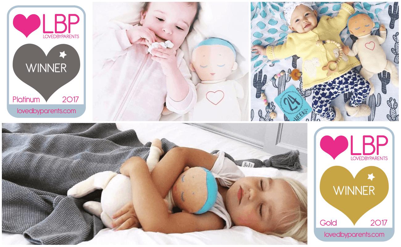 Lulla doll the Best Baby Comforter