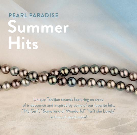 Pearl Paradise Summer Hits Playlist