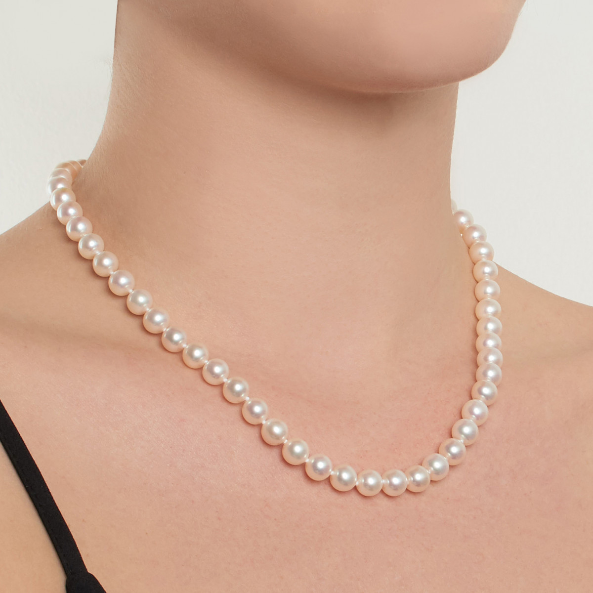 18 inch Freshadama Pearl Necklace