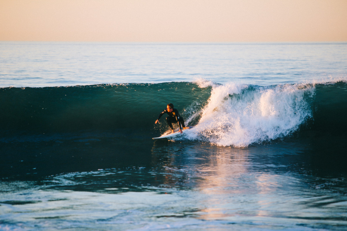 Surfing in South West France: Where and When