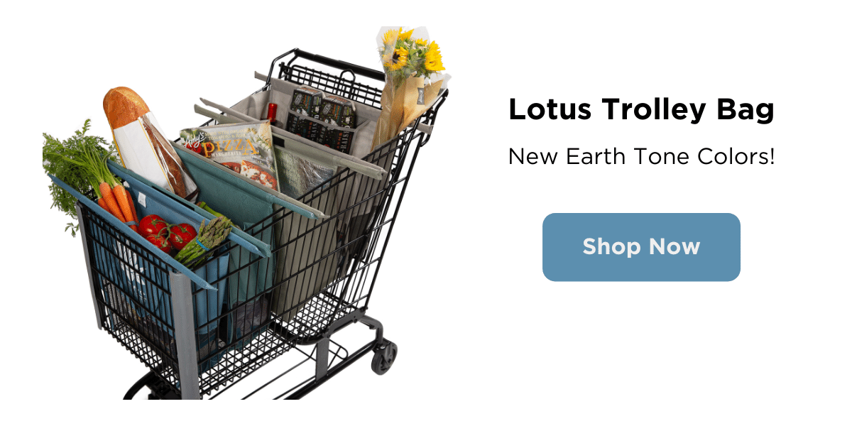 Click here to learn more about the Lotus Trolley Bag