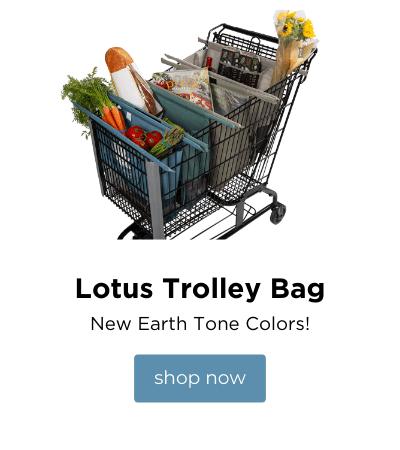 Shop Lotus Trolley Bag
