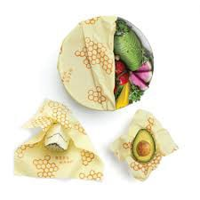 Bee's Wrap Assorted 3 Pack - Reusable Products