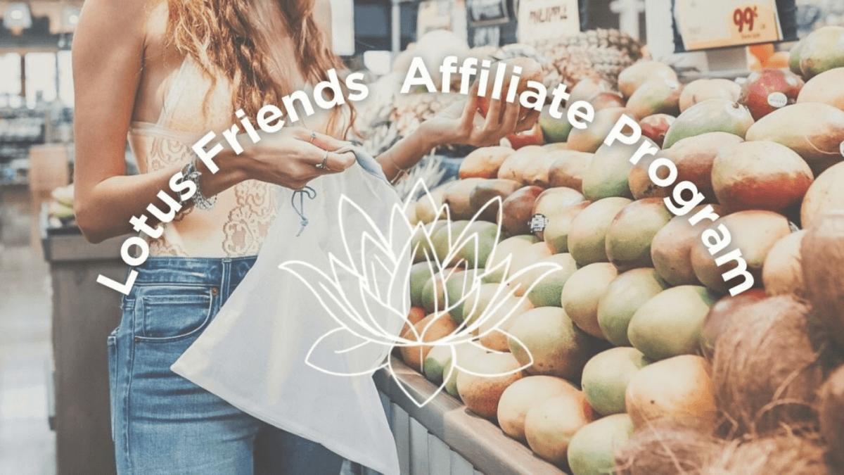 Introducing the Lotus Friends Affiliate Program!