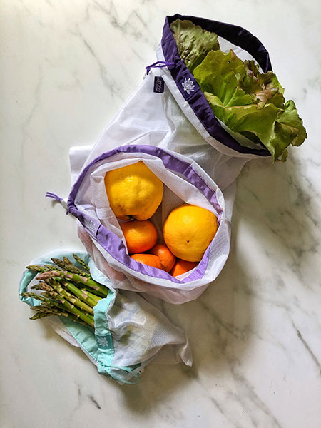 lotus produce bags - reusable products