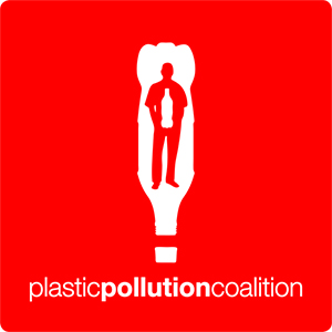 Plastic Pollution Coalition logo