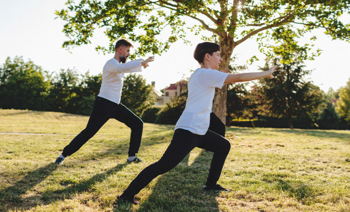 Tai Chi for Weight Loss