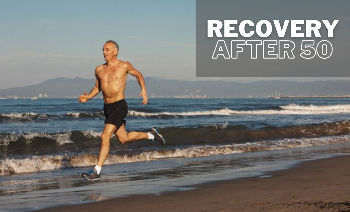 Sports Recovery After 50