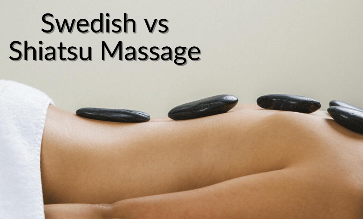 Swedish Massage vs Shiatsu