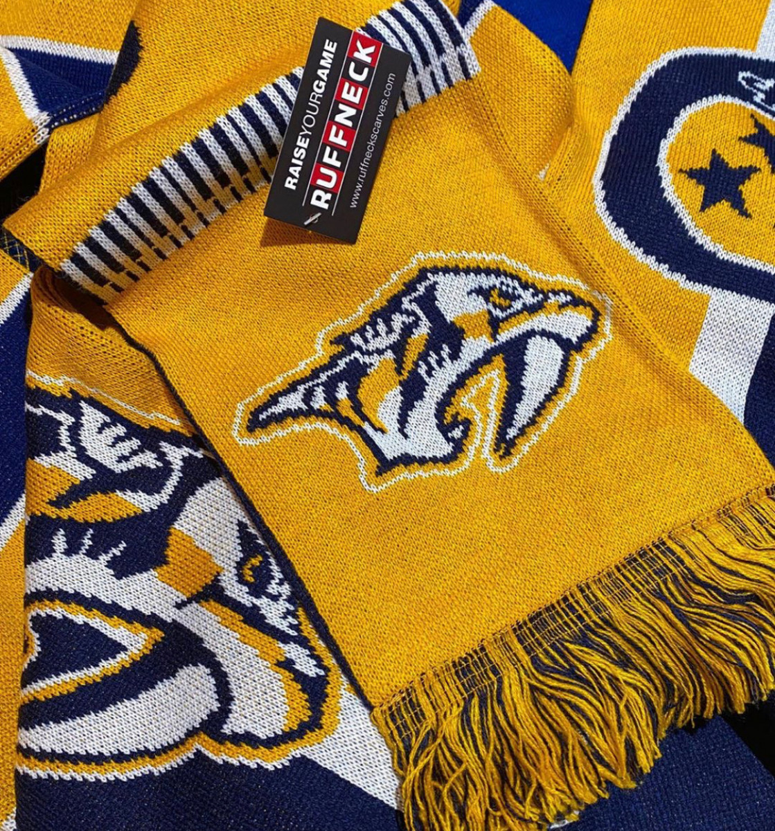 Sports scarves