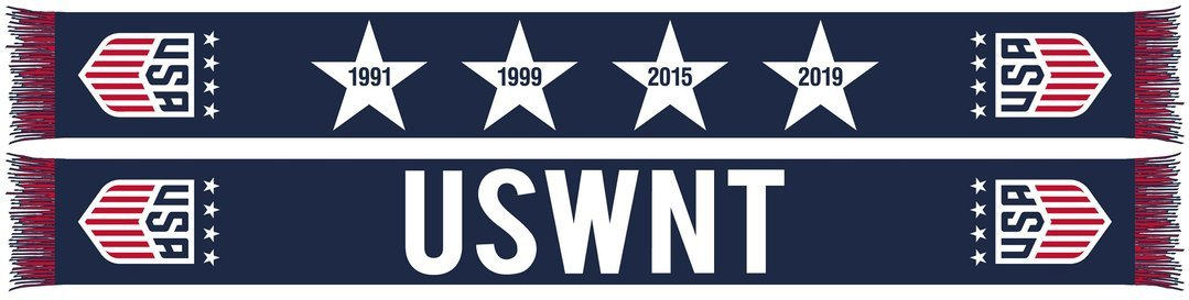 USWNT Apparel - The official scarf of the USWNT