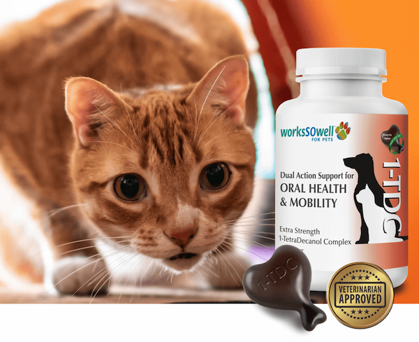 Cole & Marmalade 1TDC Cat supplement