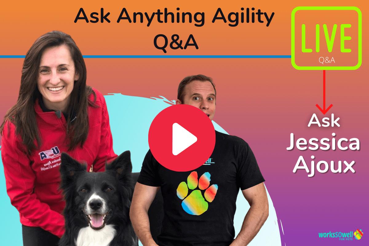 Jessica Ajoux Agility Q&A