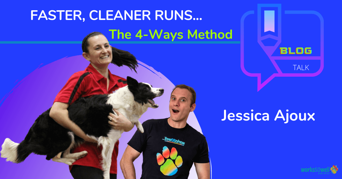 The 4-ways method by Jessica Ajoux