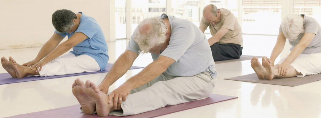 Improving Flexibility in Your Golden Years