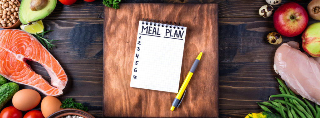 How to Improve Your Diet: Meal Planning 101