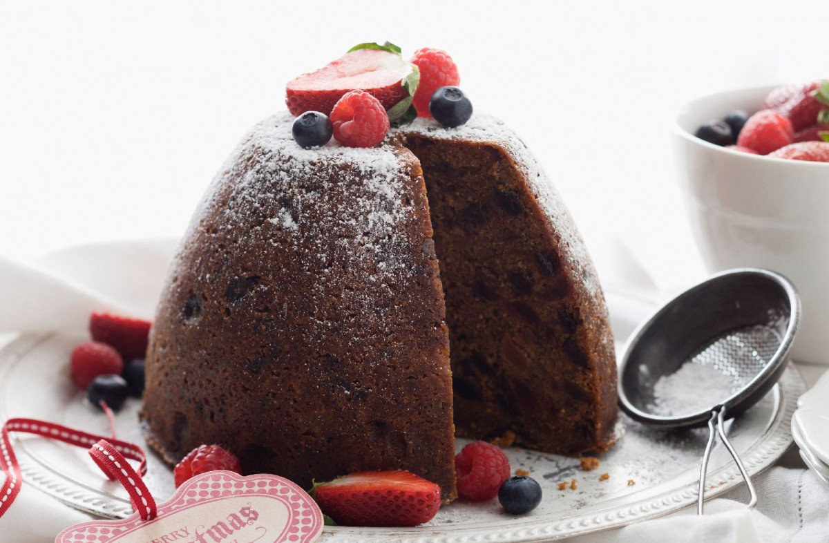 The Perfect Christmas Pudding easy to prepare