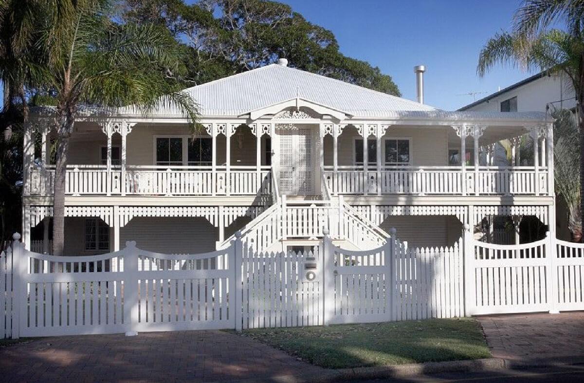 The history of the Queenslander