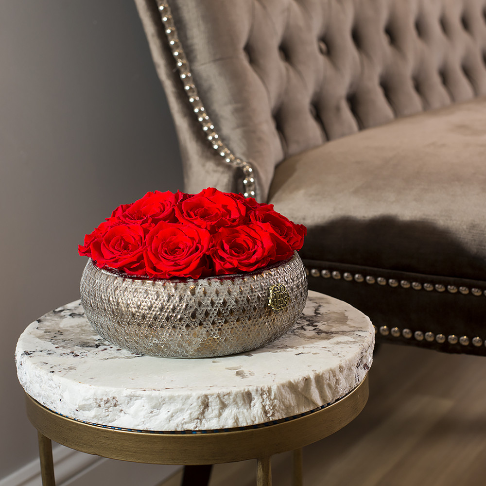 Tips For Decorating With Lasting Roses