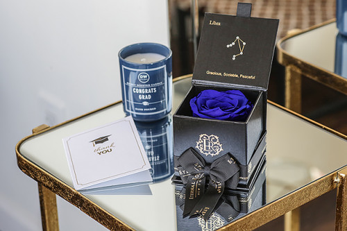 Eternal Roses and Graduation Gifts for all
