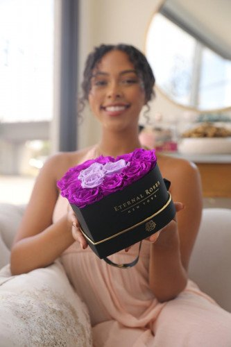 Significance of Purple Roses