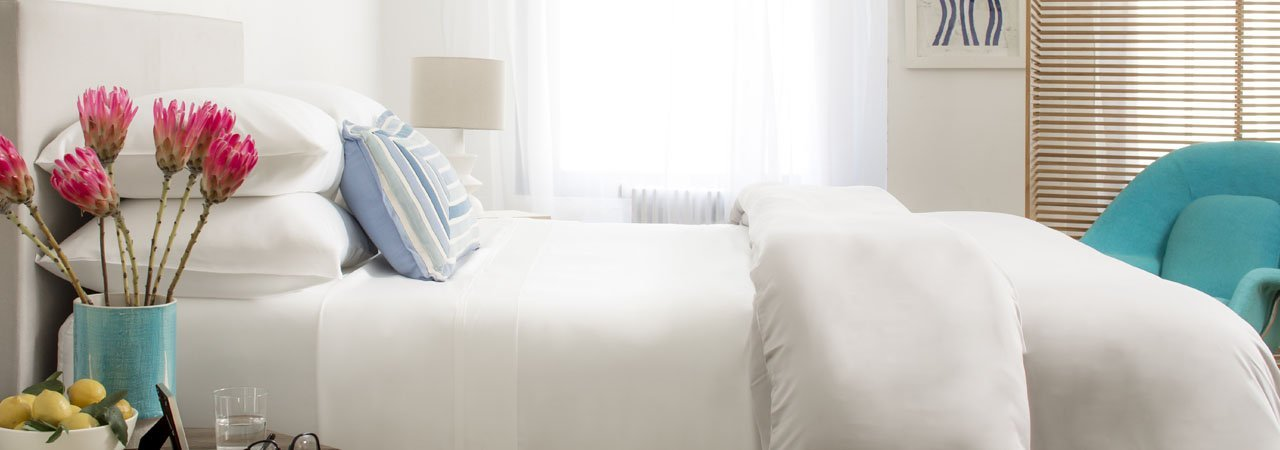 How to Layer Your Bed for Summer