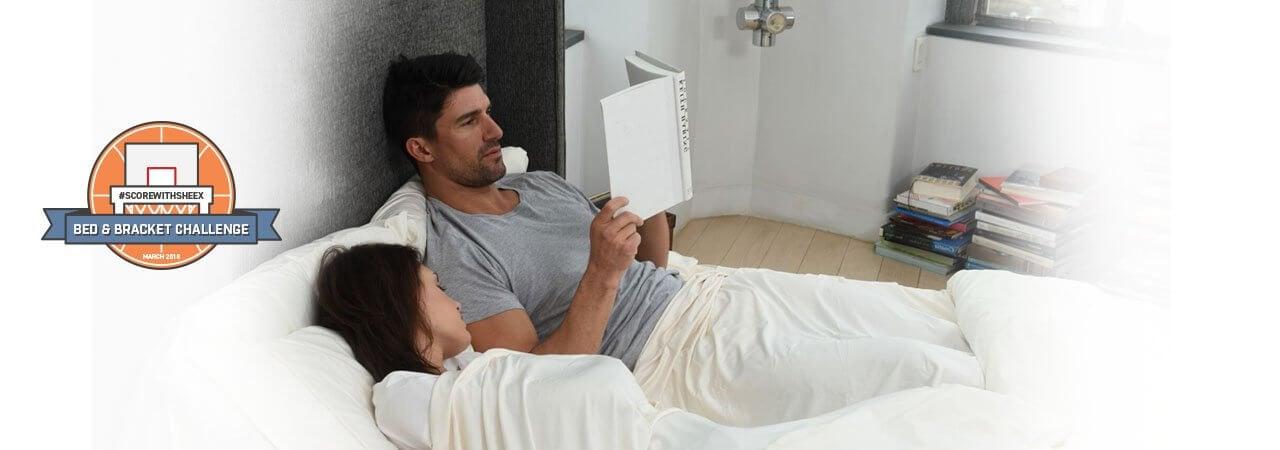 SHEEX Bed & Bracket Challenge - Week 2: Screen Detox