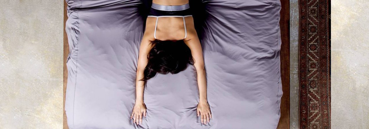Your Sheets Should Feel Just as Good as Your Favorite Activewear