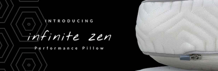 Introducing the Infinite Zen Performance Pillow