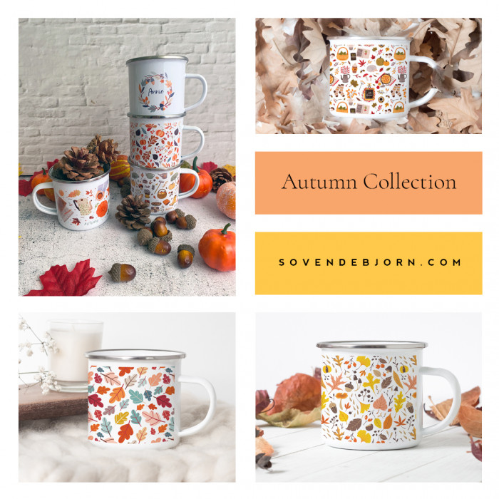 The Autumn Collection is now live!