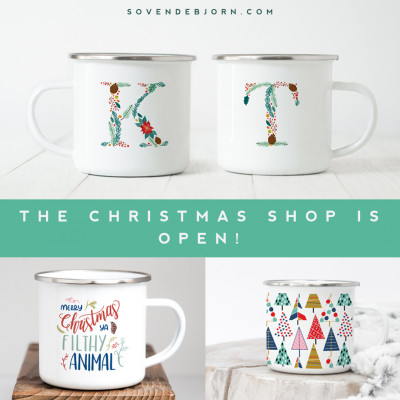 The Christmas Shop - gifts, hampers & stocking fillers galore!
