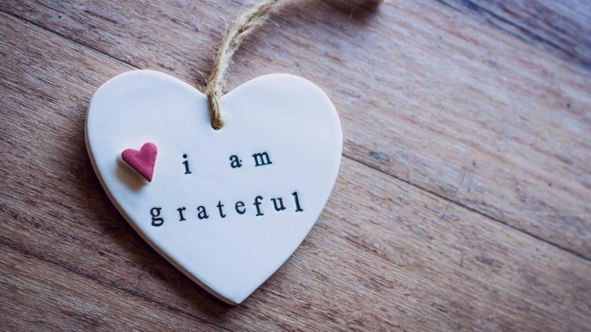 How to practice gratitude when you have joint pain