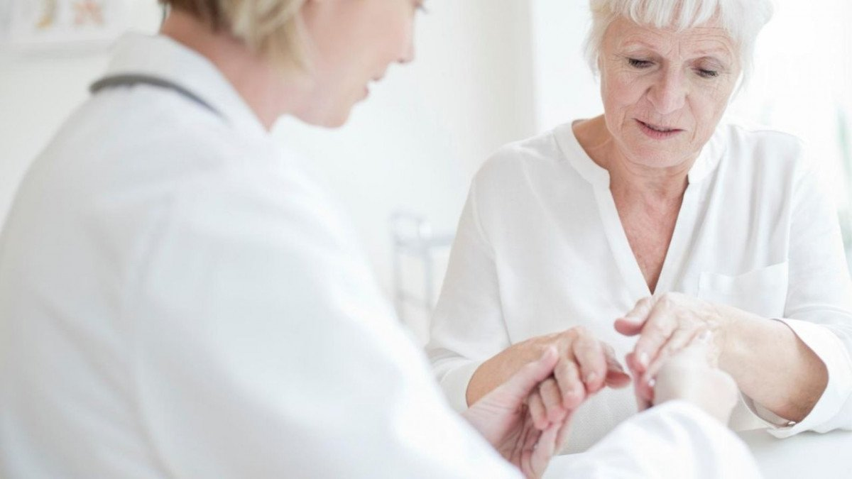 Rheumatoid disease or osteoarthritis?