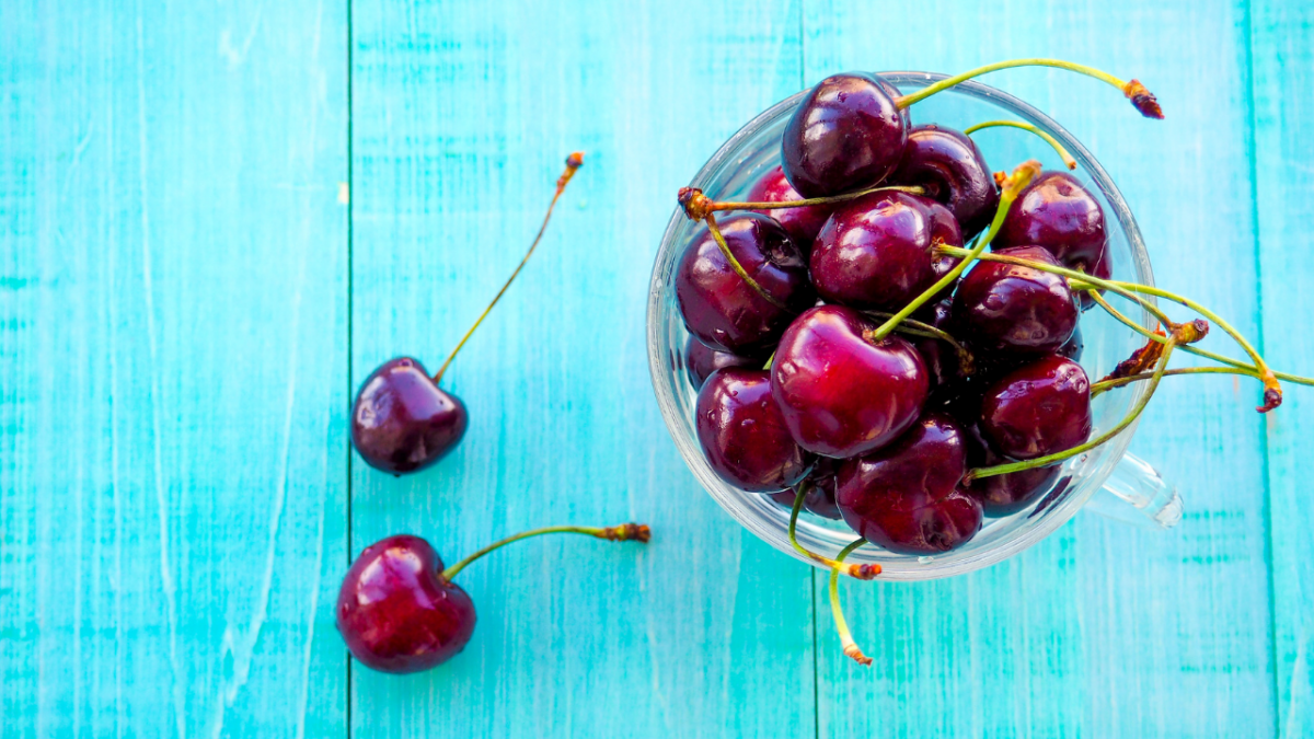Can cherries help with joint pain?