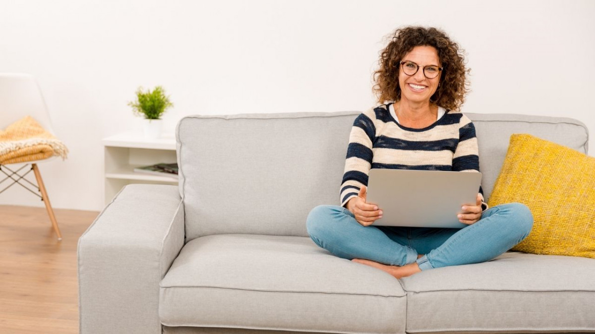 How to work from home without hurting yourself