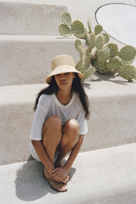 Lack of colours Inca Bucket Hat
