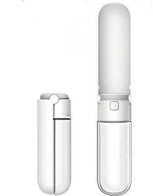 Portable dog water bottle
