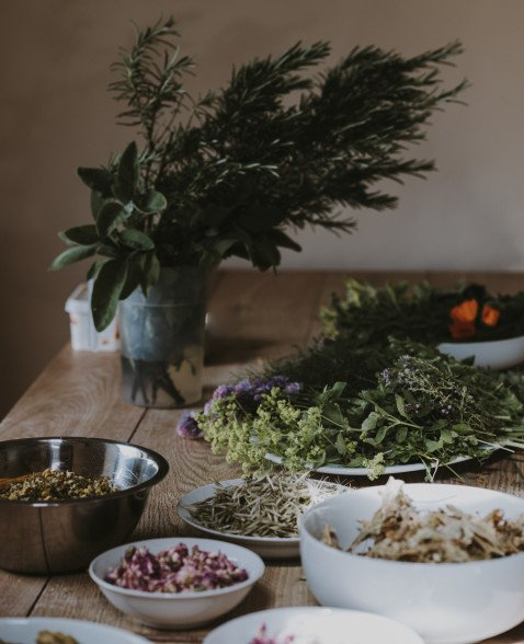 The Benefits of Herbs: When Less is More