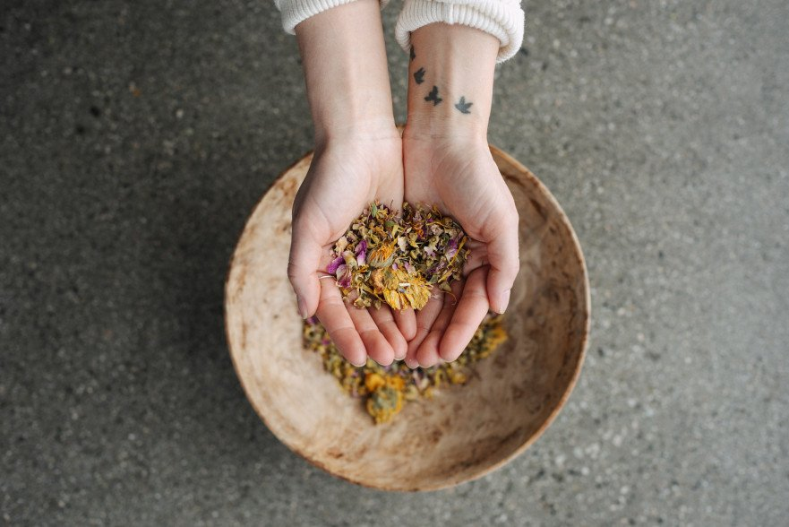 Herbs to Boost Your Immunity (Naturally!)