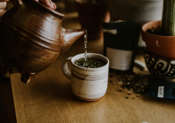 Types of Tea : Choosing the right tea for your body {GUIDE}