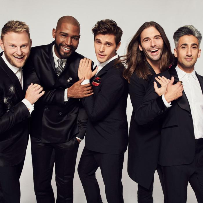 Queer Eye's Fabulous Five Help a Stranger Propose to His Girlfriend