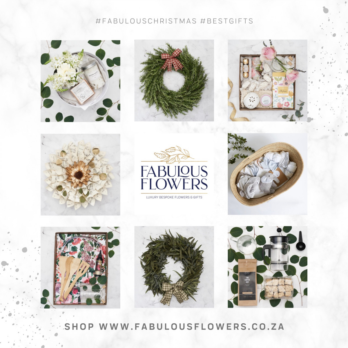 Christmas Flowers and Gifts