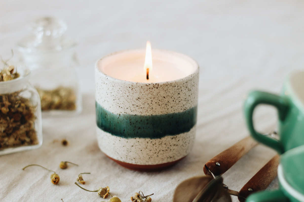 Growing Candle Fragrance Guide