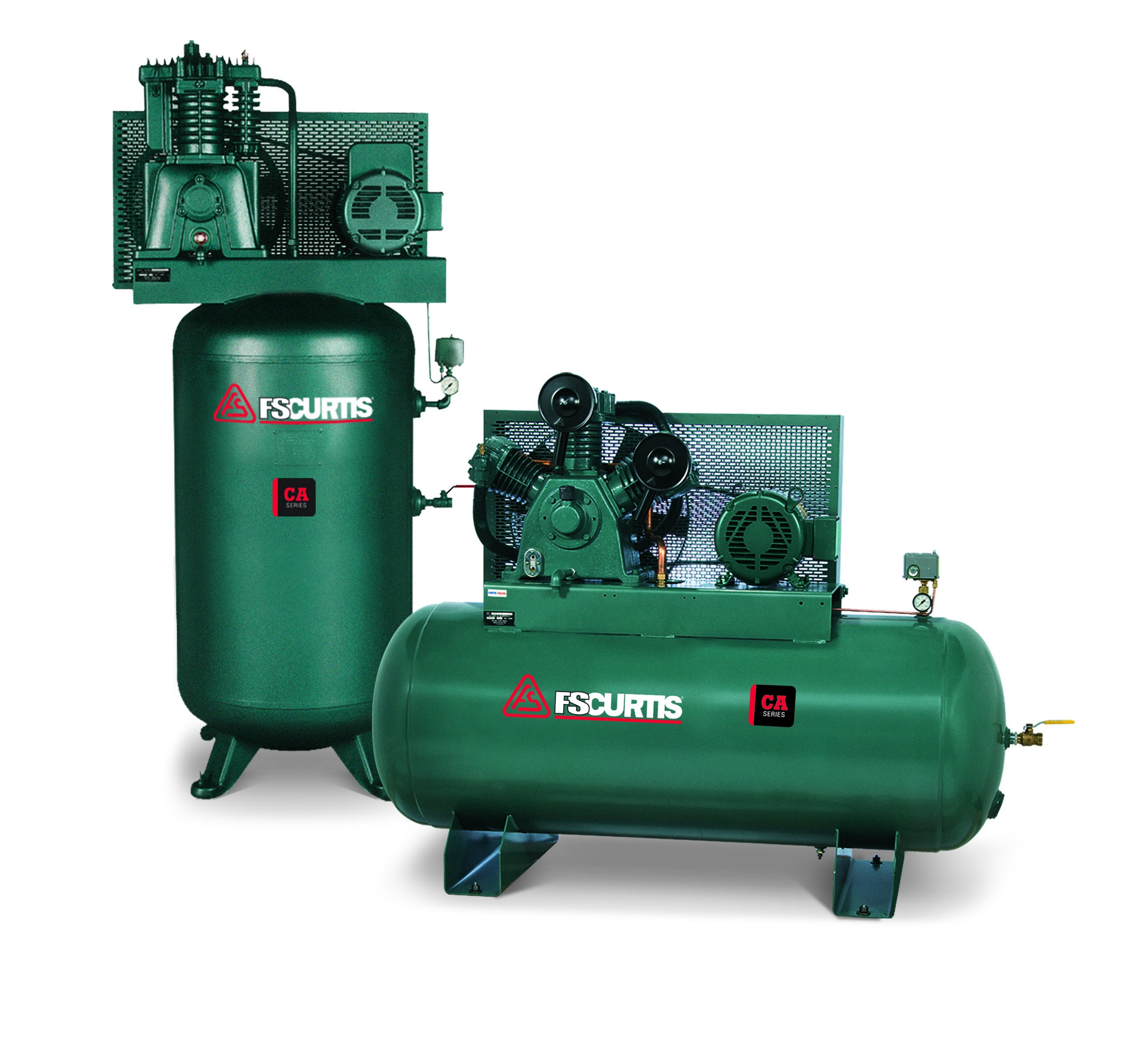WHICH FS CURTIS RECIPROCATING AIR COMPRESSOR DO I NEED?
