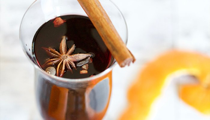 MULLED WINE (GLÖGG), RED