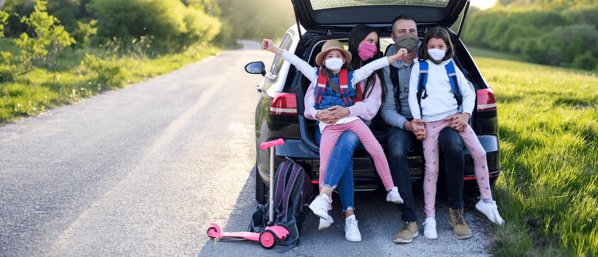 Road Trip COVID Health Tips
