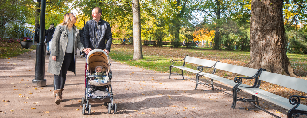 clean and disinfect your baby stroller