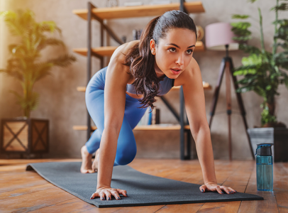 How to Clean and Disinfect Home Gyms